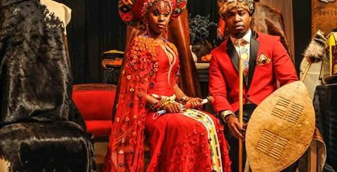 Generations The Legacy - Sphe And Mazwi's Traditional Wedding