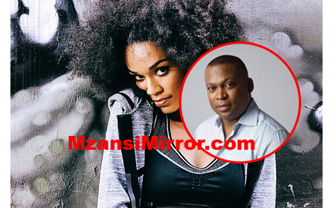Robert Marawa and from Pearl Thusi breakup