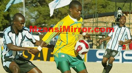 Dumi Masilela's football career