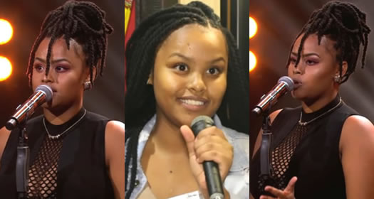 Idols SA 2018 Contestant Dalene Swartz Profile and Biography