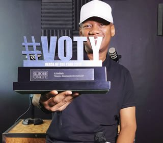 3rd annual Verse Of The Year Award 2019 winners