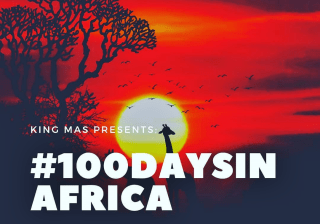 100 Days in Africa
