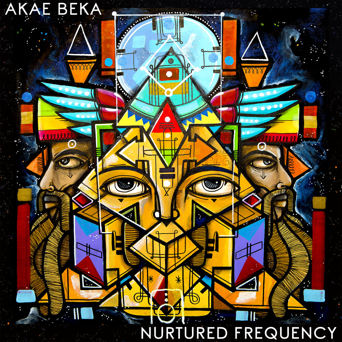 Akae Beka - Nurtured Frequency [Album] | 2018