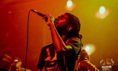 Chronixx live in Cape Town