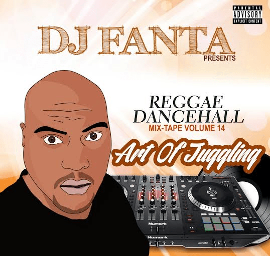 DJ FANTA Art of Juggling Mixtape