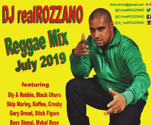 DJ RealRozzano Reggae Mix – MzansiReggae
