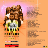 Family and Friends Reggae Mixtape by Nana Dubwise