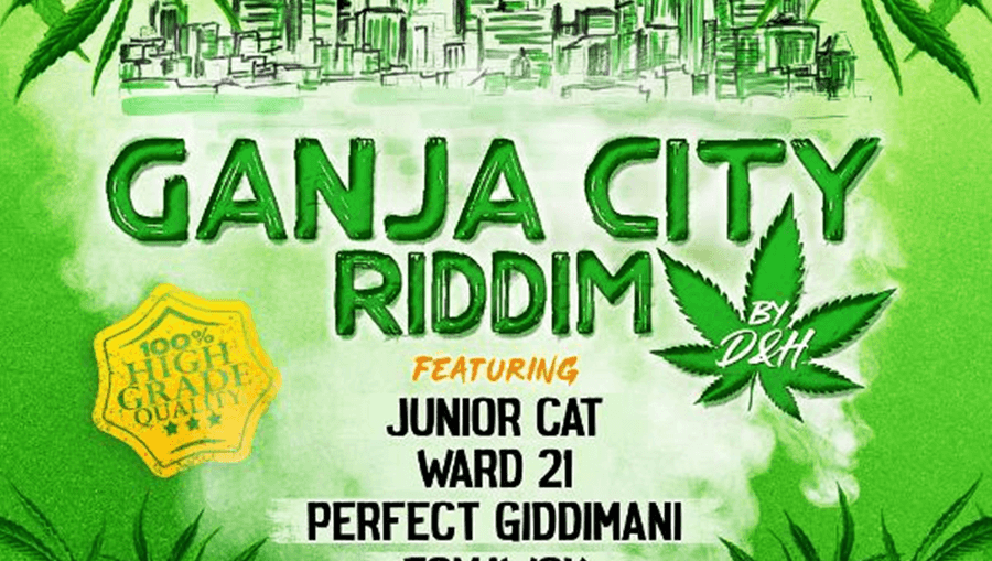 Ganja City Riddim (Tomawok Records) | Audio – MzansiReggae