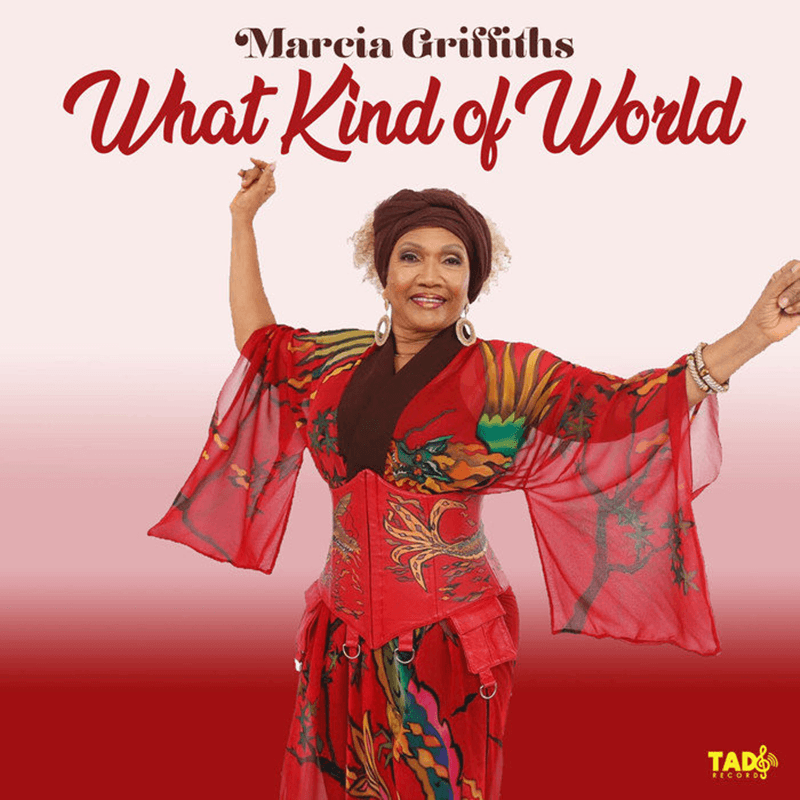 Queen of Reggae Marcia Griffiths Releases a Classic Single
