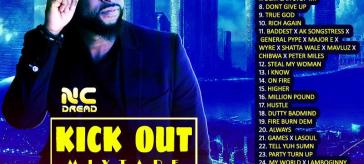 NC Dread Kick Out Mixtape
