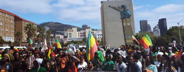 Rasta Nation March