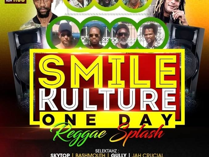 Smile Kulture One Day Reggae Splash