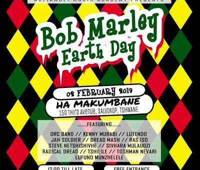 Bob Marley EarthDay
