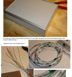 teac rc 120 remote control diy project part 1 components  [ 706 x 8494 Pixel ]