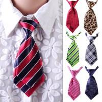 Banquet Adjustable Tie Necktie Striped Polka Dots Plaids