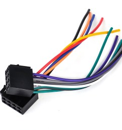 details about universal car stereo radio female iso plug adapter wiring harness connector [ 1110 x 1110 Pixel ]