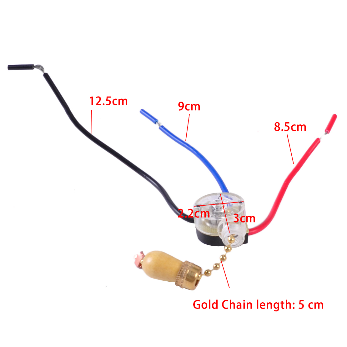 How To Wire A Light Pull Chain Switch To A
