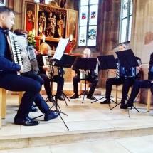 Tango & Co Nürnberger Akkordeon Ensemble