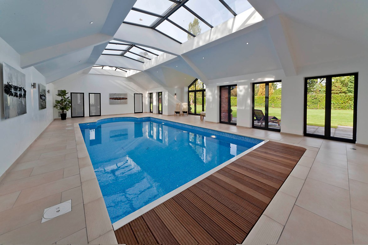 112 Widney Manor Road Solihull - Indoor Swiming Pool