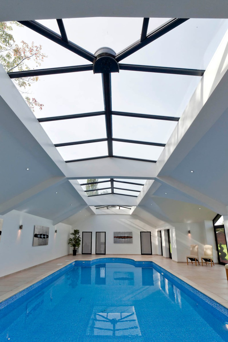 112 Widney Manor Road Solihull - Indoor Swimming Pool