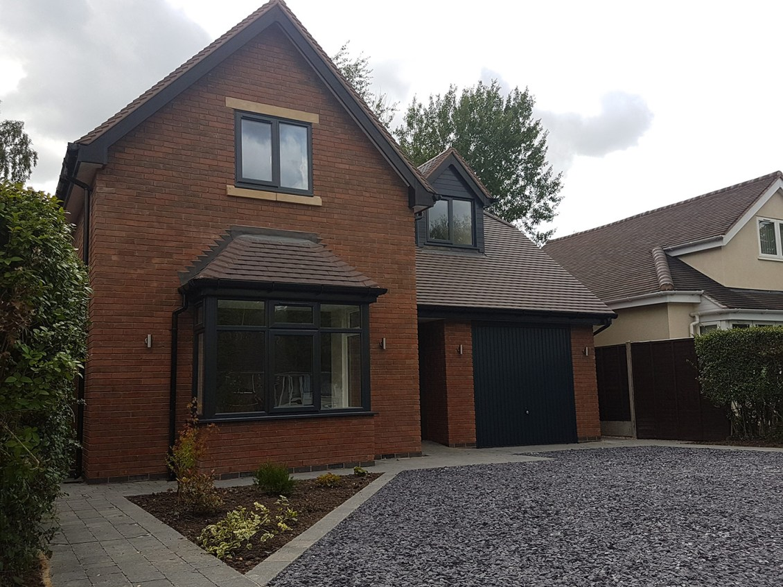 Fishers Drive, Solihull
