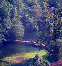 Lake Sidney Lanier Parks