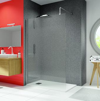 la solution pour un espace douche en