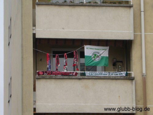 fränkischer Balkon