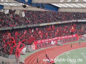 FCN gegen Kiel im Frankenstadion