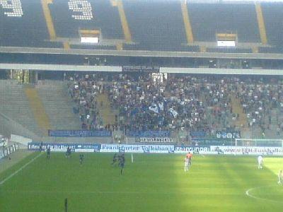 Niederlage beim FSV Frankfurt