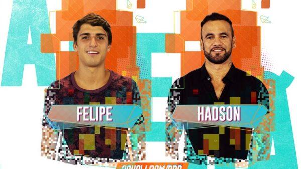 BBB 20 quem sai do reality Felipe Prior ou Hadson