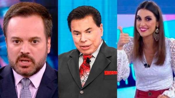 Silvio Santos tira SBT Brasil e coloca Triturando e audiência reage negativamente
