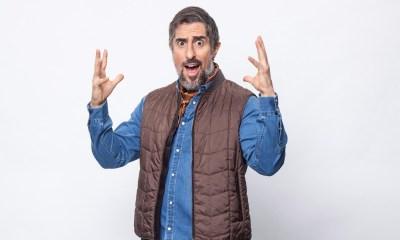 Marcos Mion, apresentador de A Fazenda 12 | Foto: Record TV / Edu Moraes