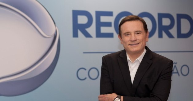 (O Jornalista Roberto Cabrini é Contratado pela Record TV / Foto: Record TV/Reprodução)