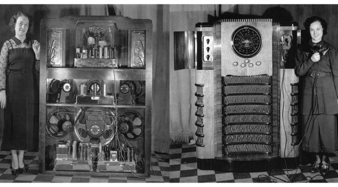 The Colossus of Radio