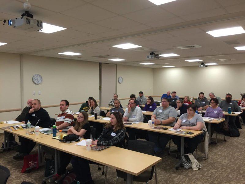 amateur seminar class extra