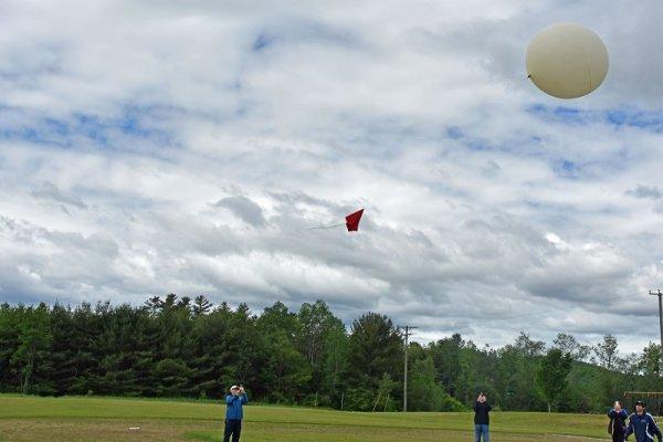 HAB-1 Launch!