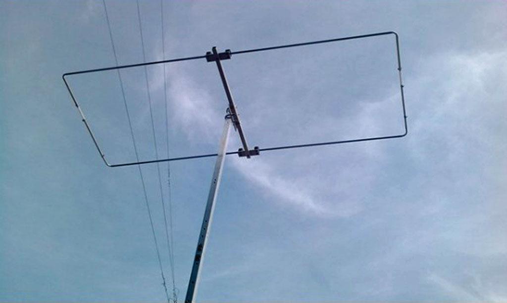 A Stealth Antenna Farm - Nashua Area Radio Society