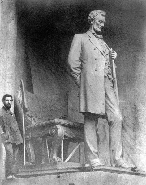 ASG-Standing-Lincoln-finished-clay-Cornish-1886
