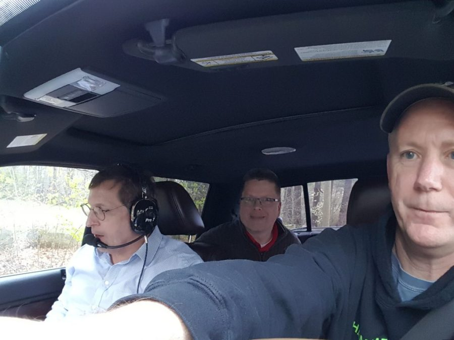New England QSO Party Mobile Ops