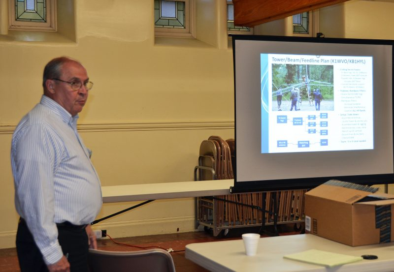 Field Day Presentation