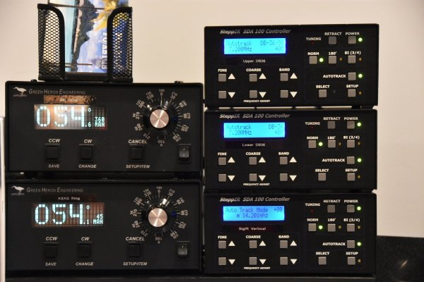 Antenna Projects - Updated SteppIR Controllers