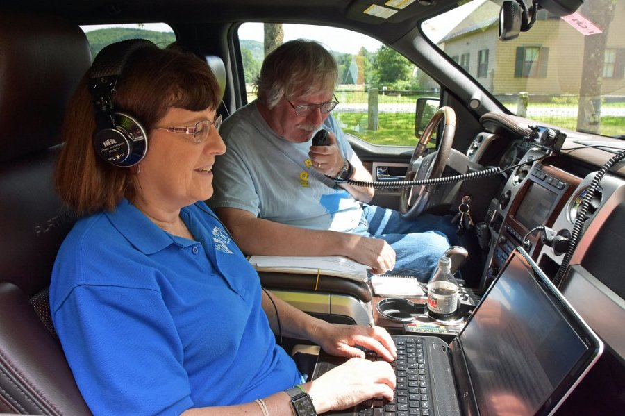 Operating Mobile HF in NPOTA NH26