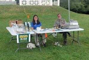 Saint-Gaudens Park Staff