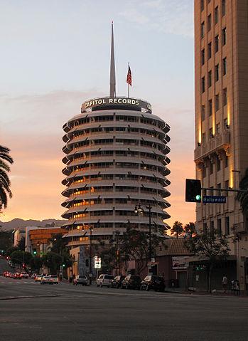 Capitol Records Morse Code