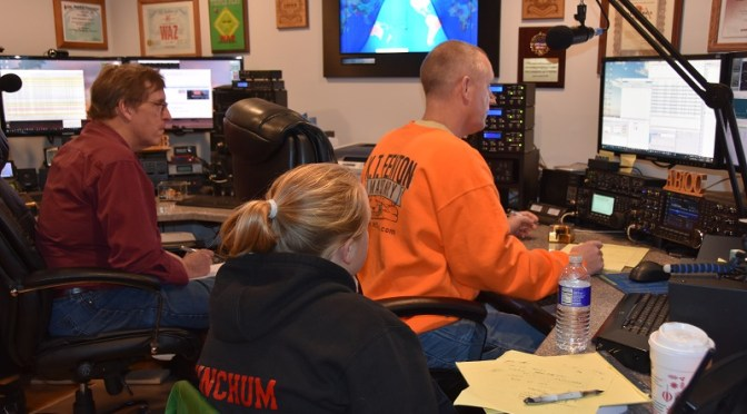 ARRL Rookie Roundup Operating