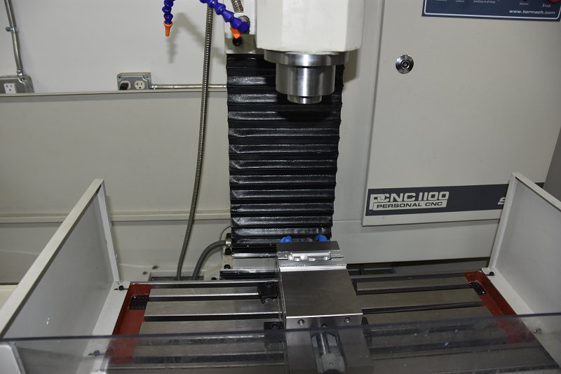CNC Vertical Milling Machine at MakeIT Labs