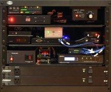 DATV Transceiver Rack