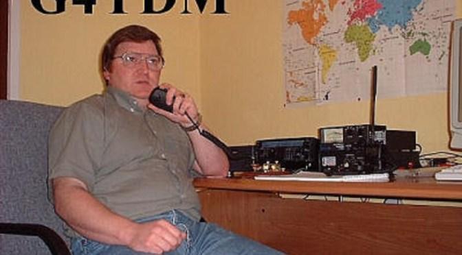 G4YDM - VHF DX Enthusiast