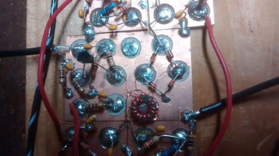 BitX20 Mixer circuit